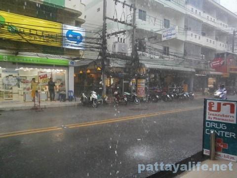 ブッカオ大雨