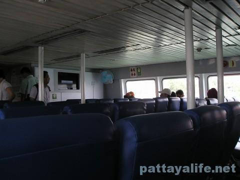 バタム島フェリー1