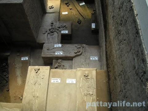 バーン・プラサート墳墓遺跡