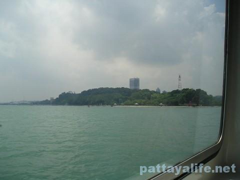バタム島フェリー2