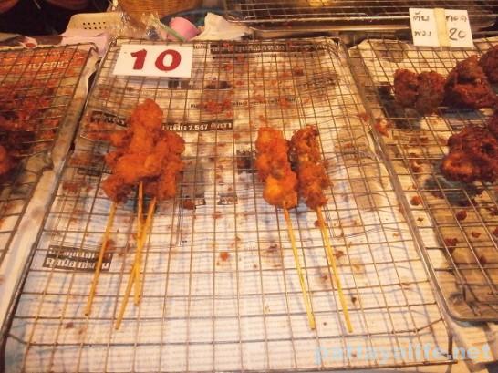 鶏の唐揚げ棒