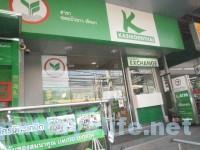 カシコーン銀行パタヤブッカオ支店