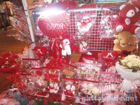 バレンタインデー屋台1