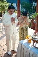 タイ結婚式