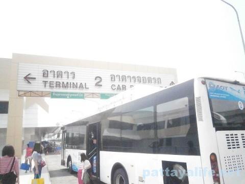ドンムアンシャトルバス (7)