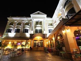 ハジャイキスホテル