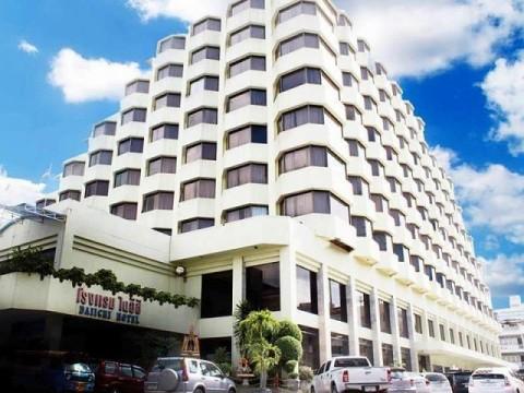 ハジャイダイイチホテル