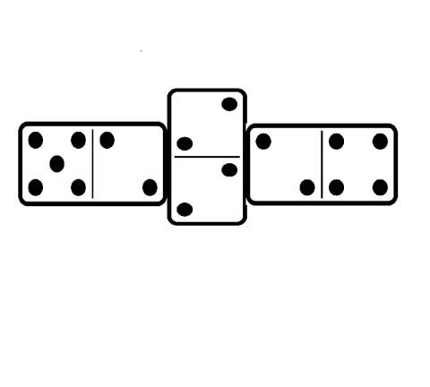 ドミノゲーム (3)