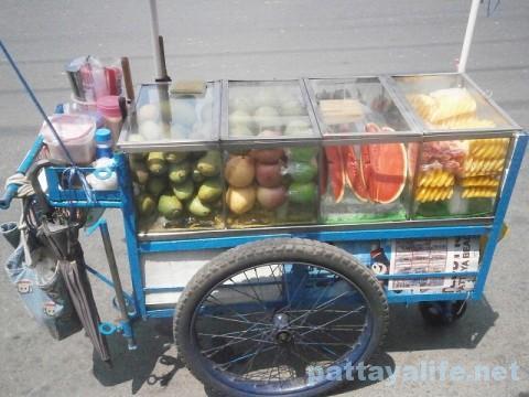 フルーツ果物屋台