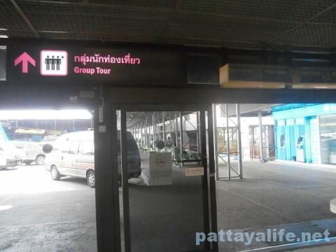 ドンムアン空港のコンビニとフードコート (13)