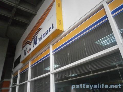 ドンムアン空港のコンビニとフードコート (1)