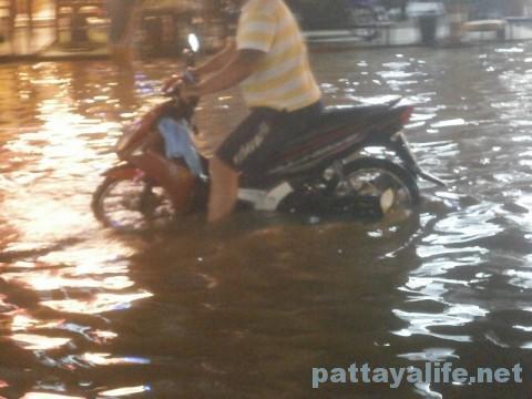 パタヤブッカオ洪水 (1)