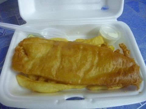 Fryday fish & Chips