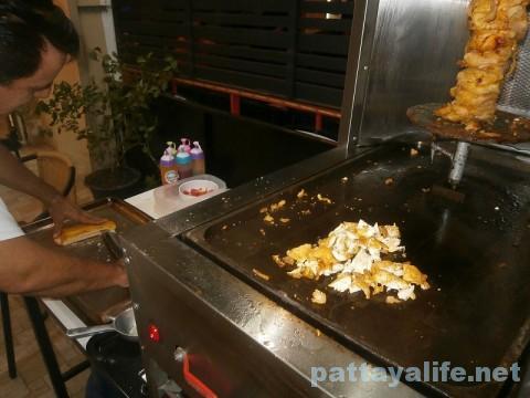 ペルシャ料理屋の40バーツケバブ (4)