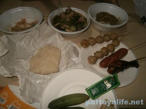 イサーン朝食 (2)