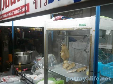 カシコーン銀行横のカオマンガイ