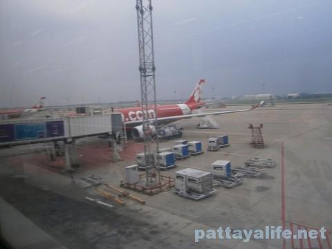 ドンムアン空港エアアジア滑走路