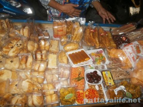 タイのお菓子屋台 (2)