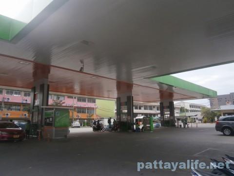 スクンビットのガソリンスタンド (2)