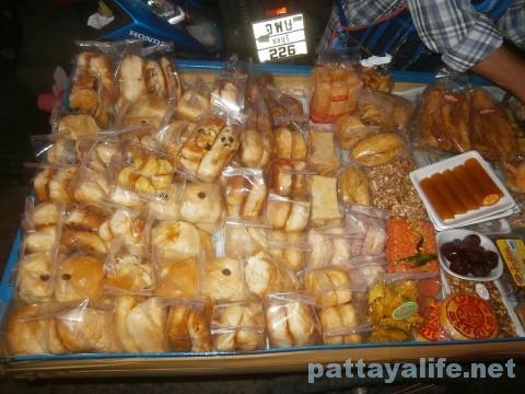 タイのお菓子屋台 (1)