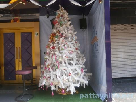 アメジストのクリスマスツリー