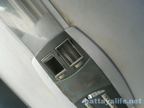 バスのエアコン