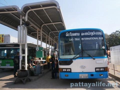 ビエンチャンタラートサオバスターミナル国際バス乗り場 (2)