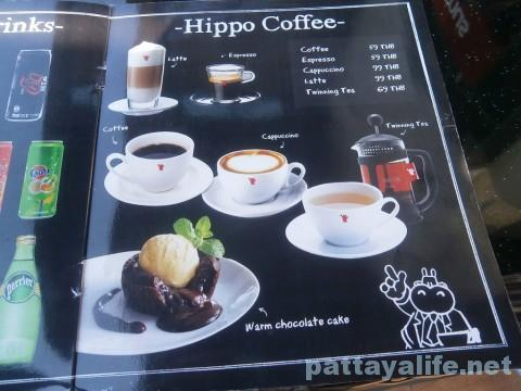 HIPOPOTAMUSパタヤ店メニュー (4)