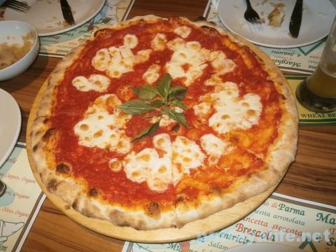hopfマルゲリータピザ