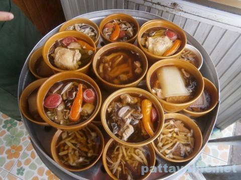 フードランド前カオマンガイ屋のスープ容器 (1)
