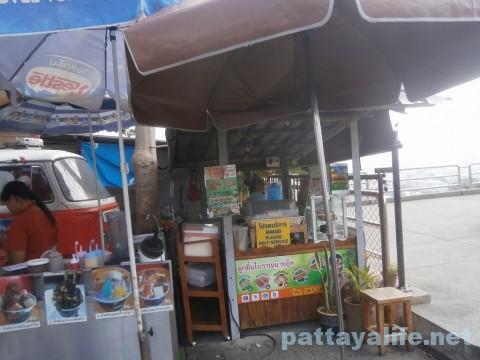 パタヤヒル展望台カフェ (2)