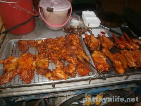 ホルモン焼肉屋台 (1)