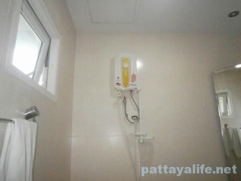 スーパーベッドオテル浴室シャワー
