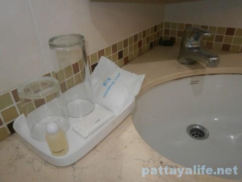 スーパーベッドオテル洗面台