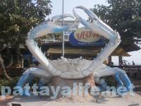 ジョムティエンビーチのシーフードレストランプーペン (2)