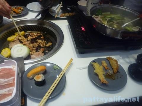 Kaiten回転の焼肉としゃぶしゃぶ (7)