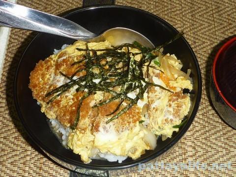 ユアドンのカツ丼 (1)