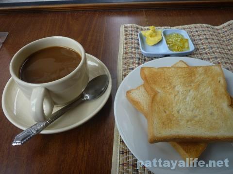 ジョーレストランのブレックファスト朝食 (1)