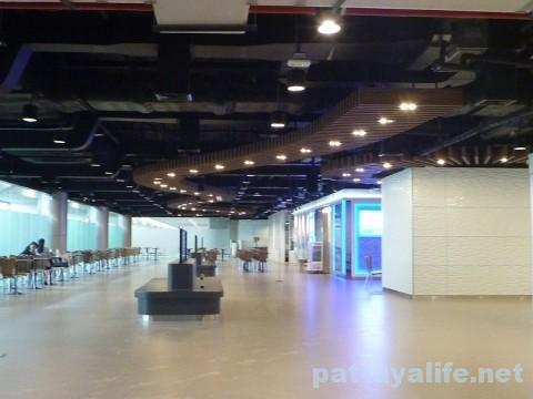 ドンムアン空港第2ターミナルのマジックガーデン (2)