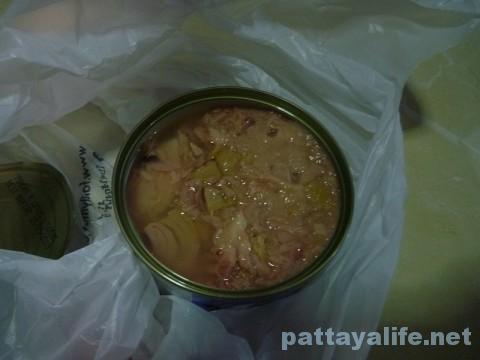 タイのツナ缶中身