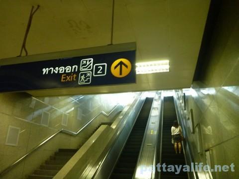 地下鉄チャトチャック公園駅 (1)