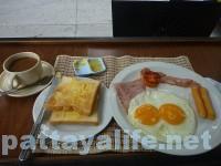 ジョーレストランのブレックファスト朝食 (3)