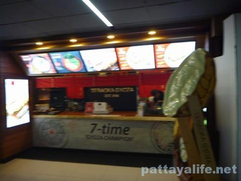ドンムアン空港第2ターミナルのマジックガーデン (8)