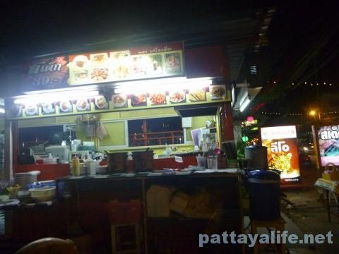 パタヤタイの39バーツステーキ屋 (2)