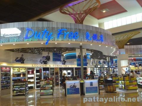 ドンムアン空港免税店