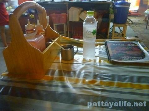 パタヤタイの39バーツステーキ屋 (1)