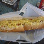【アンヘレスのグルメ】ウォークアバウトホテル前のホットドッグ&ハンバーガー屋