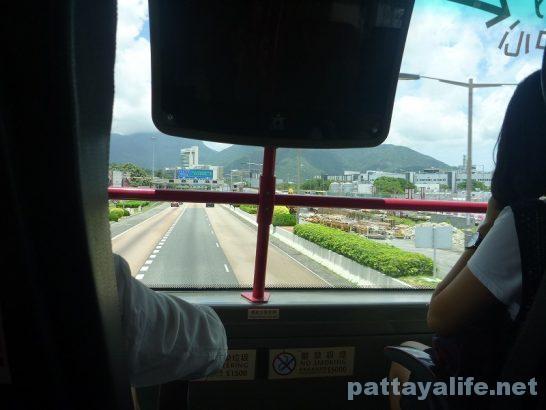 香港空港エアポートA21バス (2)