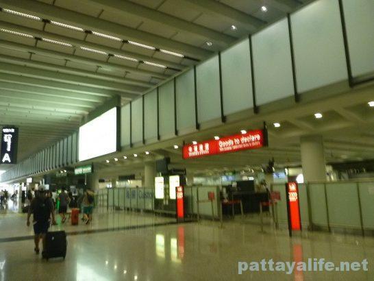 香港空港バスターミナルへの道 (7)