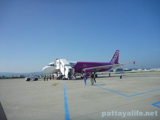 ピーチ航空 (3)